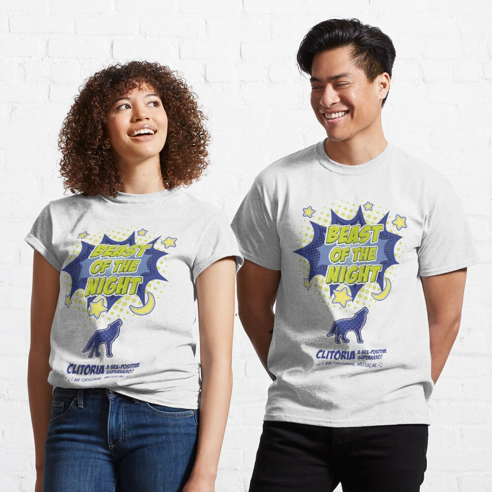 Beast of the Night shirts