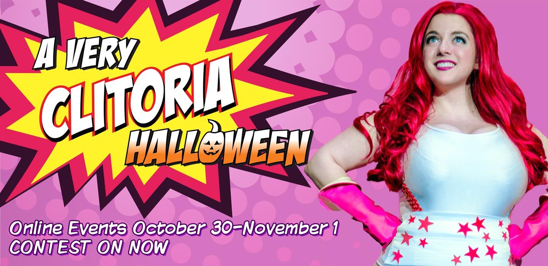 A Very Clitoria Halloween