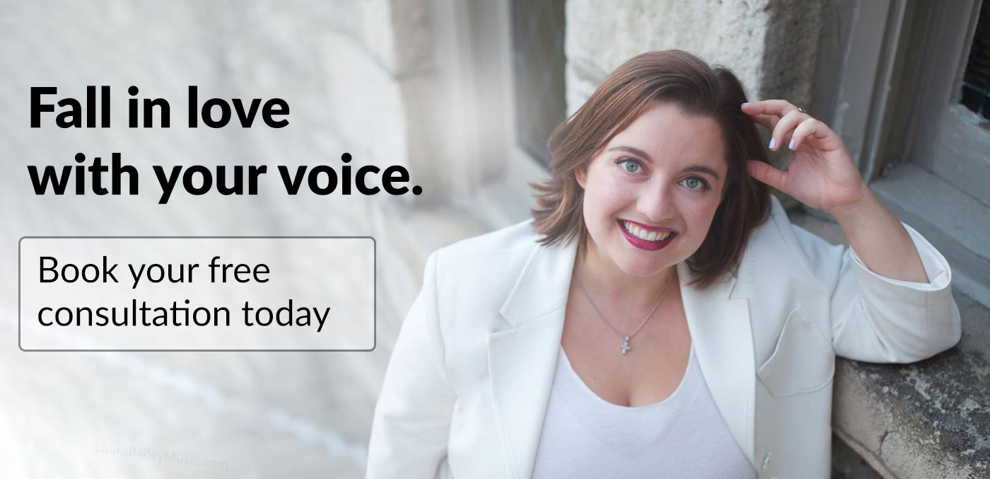 Fall in love with your voice. Book your free consultation today.